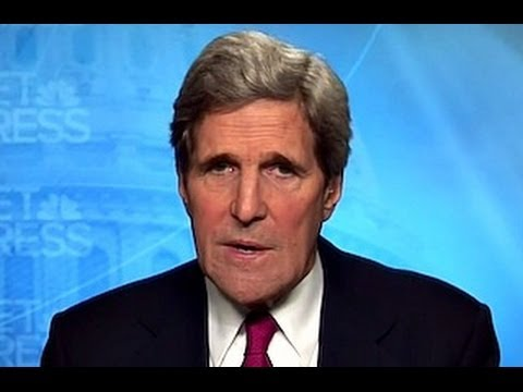 John Kerry Says Something Really, Really Stupid