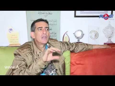 نعمان لحلو و كواليس أضخم وثائقي عن المغرب