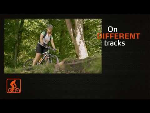 "Mio Cycloâ""¢ 300 Series - The Best Experience in GPS Bicycle Navigation"