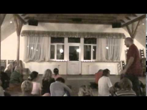 Илья Беляев. Тренинг по йоге и психотехникам (11.2009), ч.5. О медитации