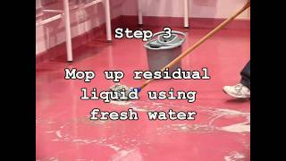 How To Strip And Seal A Floor