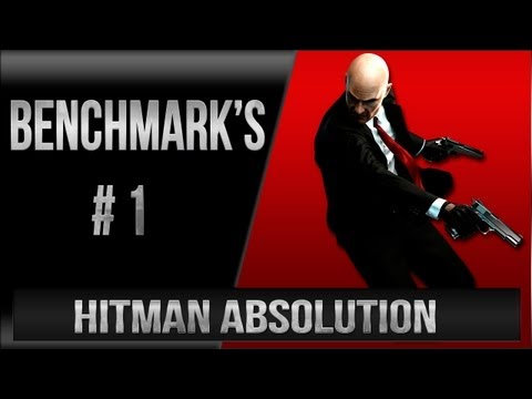 Benchmark No máximo Hitman Absolution