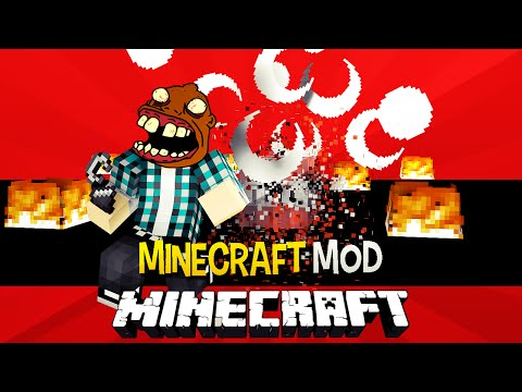 Minecraft - Troll Mod ( Troll TNT,Blocos Falsos,Armadilhas)
