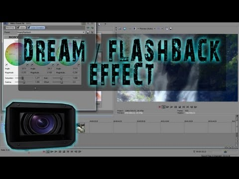 Sony Vegas | Dream / Flashback Effect Tutorial