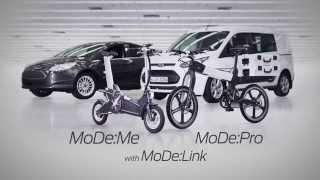 Ford Mode – Xe đạp điện thông minh của Ford