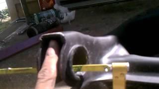 1979 Chevy Nova Control Arm Bushings Help