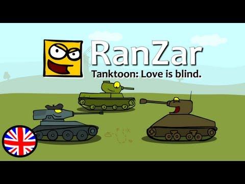 Tanktoon #54 - Láska je slepá