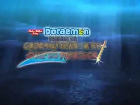 Trailer Doraemon - Nobita Và Cuộc Đại Thủy Chiến Ở Xứ Sở Người Cá