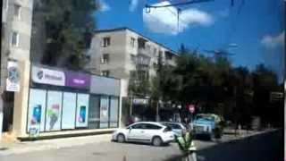 Riscurile călătoriei în troleibuzele de la Bălți