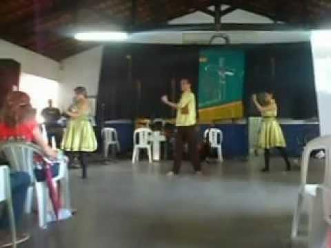 Musica Tema da RCC Nossa Fé(Festival do Senhor 2013) Ministerio de dança Turibulo do Senhor
