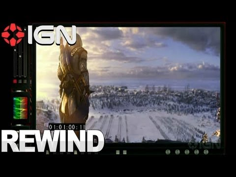 Assassin's Creed III: Debut Trailer - IGN's Rewind Theater