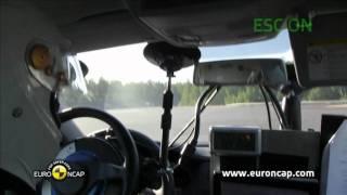 Volkswagen Jetta ESC test - Euro NCAP 2011