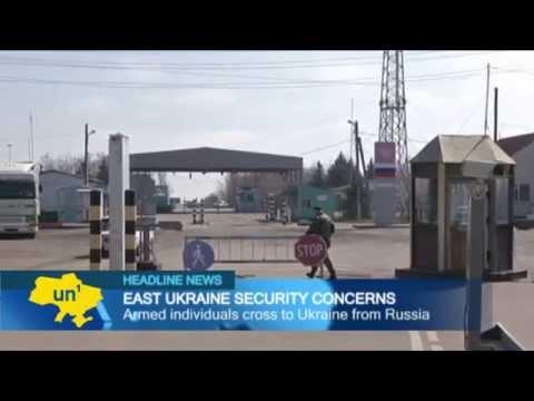 Russia sending fighters into East Ukraine: trucks carrying insurgents enter Ukraine on election eve