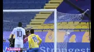 دوري نجوم قطر -: اهداف مباراة الغرافة 1 - 1 الجيش