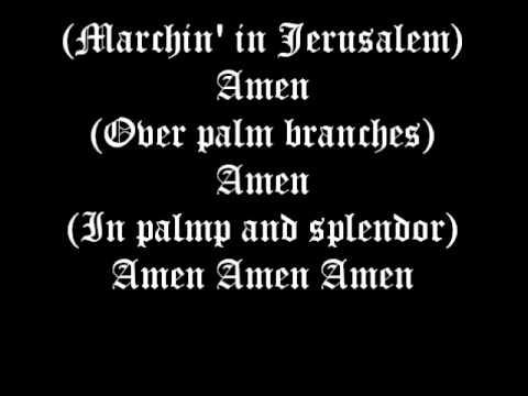 Amen lyrics — CHARITY GAYLE