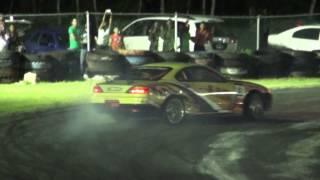 CDCD - Serie Dominicana de Drift 2013 - Round 3 (De noche) view on youtube.com tube online.