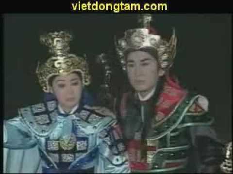 Mộc Quế Anh phá Thiên Môn Trận 2 phần 16