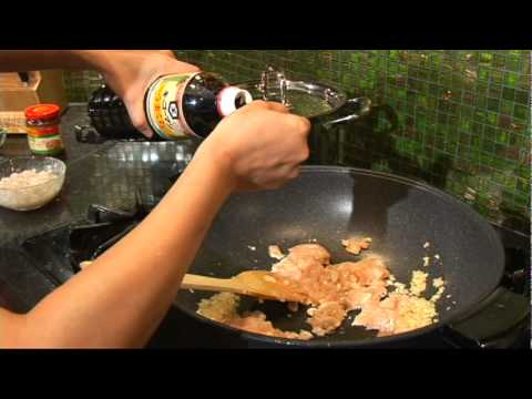 Cooking Express - Tau Hu Kho Ga Tom (Vietnamese)
