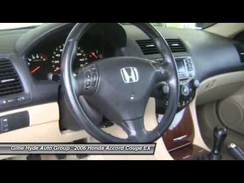 2006 Honda Accord Coupe EX Glasgow KY 42141