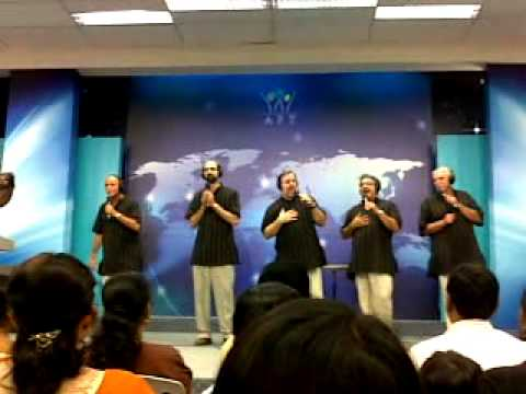 Americans sings at AFT, chennai -2.mp4