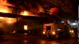 TRAGÉDIA: Park Shopping Vilhena é consumido pelo fogo - Assessoria