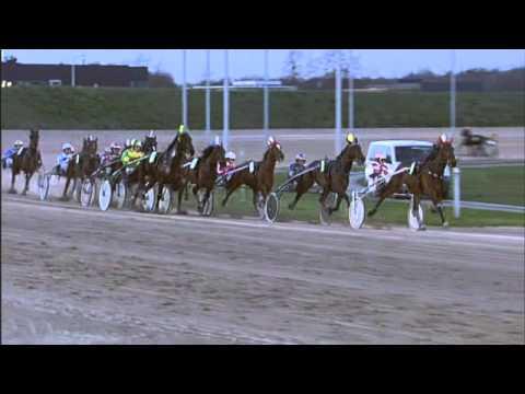 Vidéo de la course PMU PRIX EQUIDIA.FR