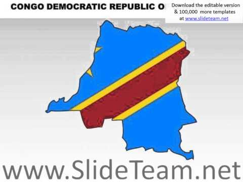 congo democratic republic of zaire country powerpoint flags pptx