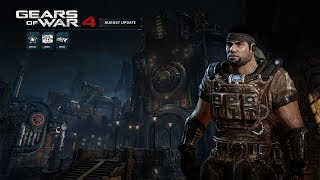 Gears of War 4 - August Update Trailer