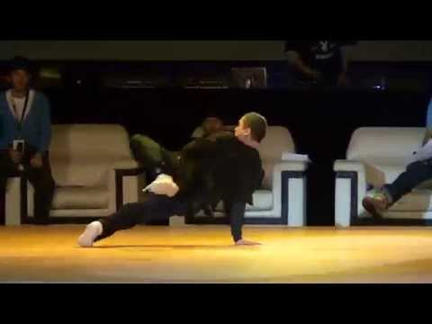 Floor Gangz (BBoy Born, 2Touch, Blanka, Profowon, Tino Roc ?) vs For What Crew HD bboy battle