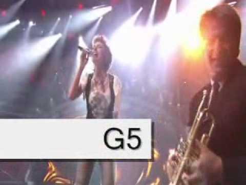 Siobhan Magnus live vocal range E3 - E6