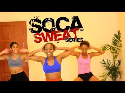 Soca Sweat Dance Workout Series - ANA by Swappi (Soca 2017)