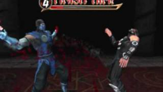 MK:Armageddon PS2 Ultimate Fatality Tutorial!
