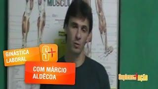 Ginástica Laboral com Marcio Aldecoa