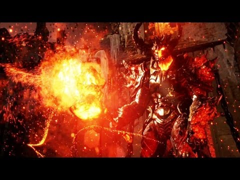Elemental PS4 Trailer (Unreal Engine 4 Demo) 1080p