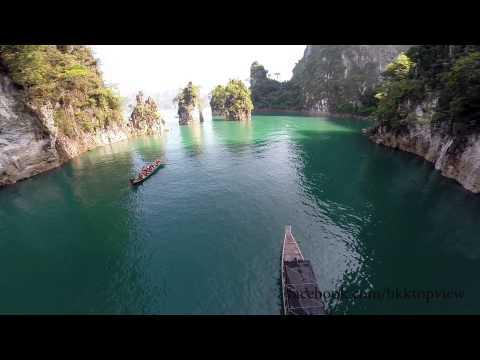 DJI Phantom 2 H3-3D : KHAOSOK NATIONAL PARK THAILAND
