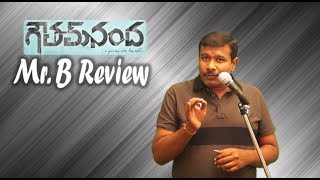 Gopichand's Goutham Nanda Movie Reviews..