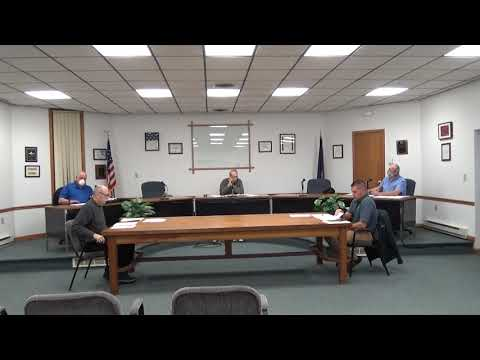 Rouses Point Village Board Meeting 4-6-20