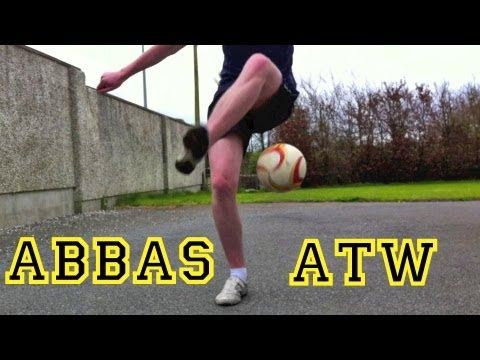 Abbas Around The World (AATW) Outside Tutorial :: Freestyle Football / Soccer