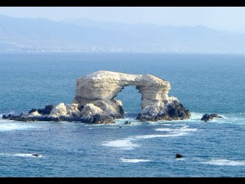 La Portada Natural Monument, Antofagasta, Antofagasta Region, Chile, South America