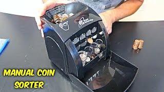 Manual Coin Sorter
