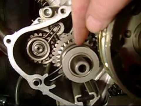 Yamaha Xv Gear Shifter