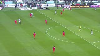 10/03/2013 - Campionato di Serie A - Juventus-Catania 1-0, il gol di Jaccherinho (di pagno1972)