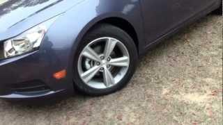 2013 Chevrolet Cruze 2LT Turbo, Detailed Walkaround