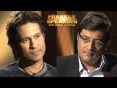 'Whatever I have done, was for India', Sachin Tendulkar tells Arnab