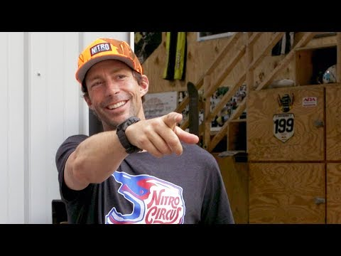 How to Impress Travis Pastrana