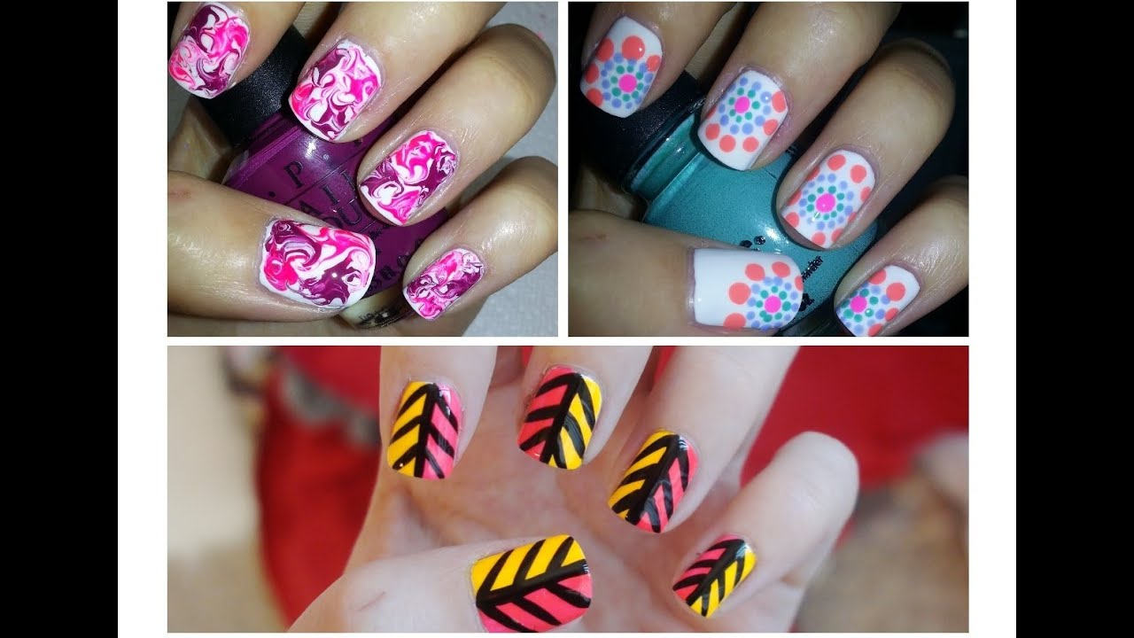 23 brilliant Quick And Easy Nail Designs For Beginners – ledufa.com