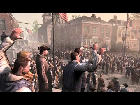 Assassin's Creed 3 - Official Launch Trailer [UK] -cIbnrQ5lS7U