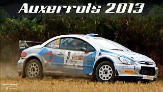 Vidéo Rallye Terre de l'Auxerois 2013 (HD)