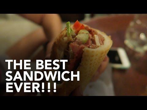 The world's best Vietnamese sandwich/banh mi thit