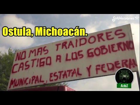 Vamos a defender a nuestro pueblo. Ostula, Michoacán. De Subversiones.